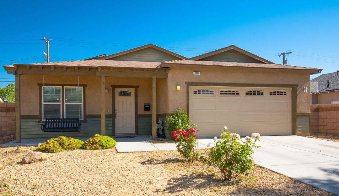 1323 West Avenue I in Lancaster, California