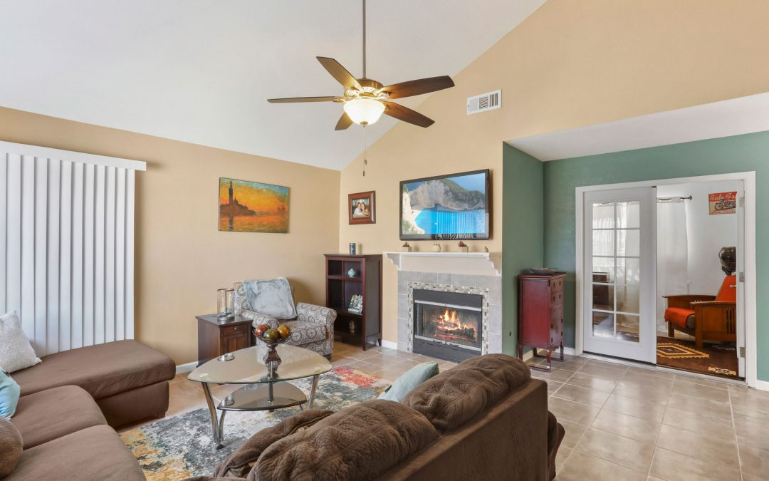 Upgraded Palmdale Two-Story Hits the Market