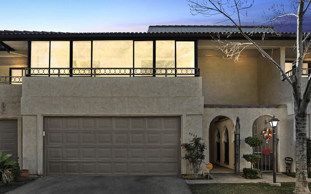 West Palmdale Townhome Just Listed In the AV Country Club