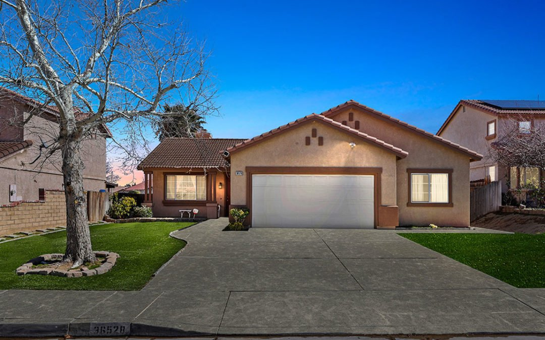 36528 Rodeo Street in Palmdale