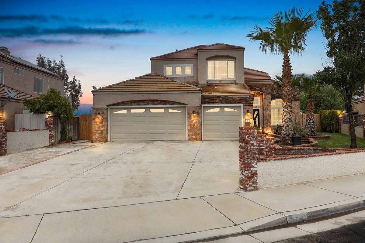 real estate for sale in west palmdale Front