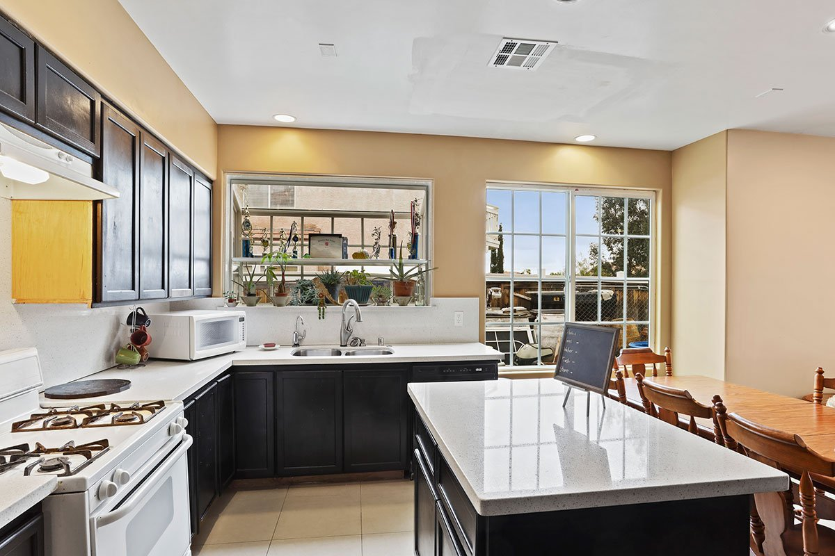 real estate for sale in west palmdale kitchen