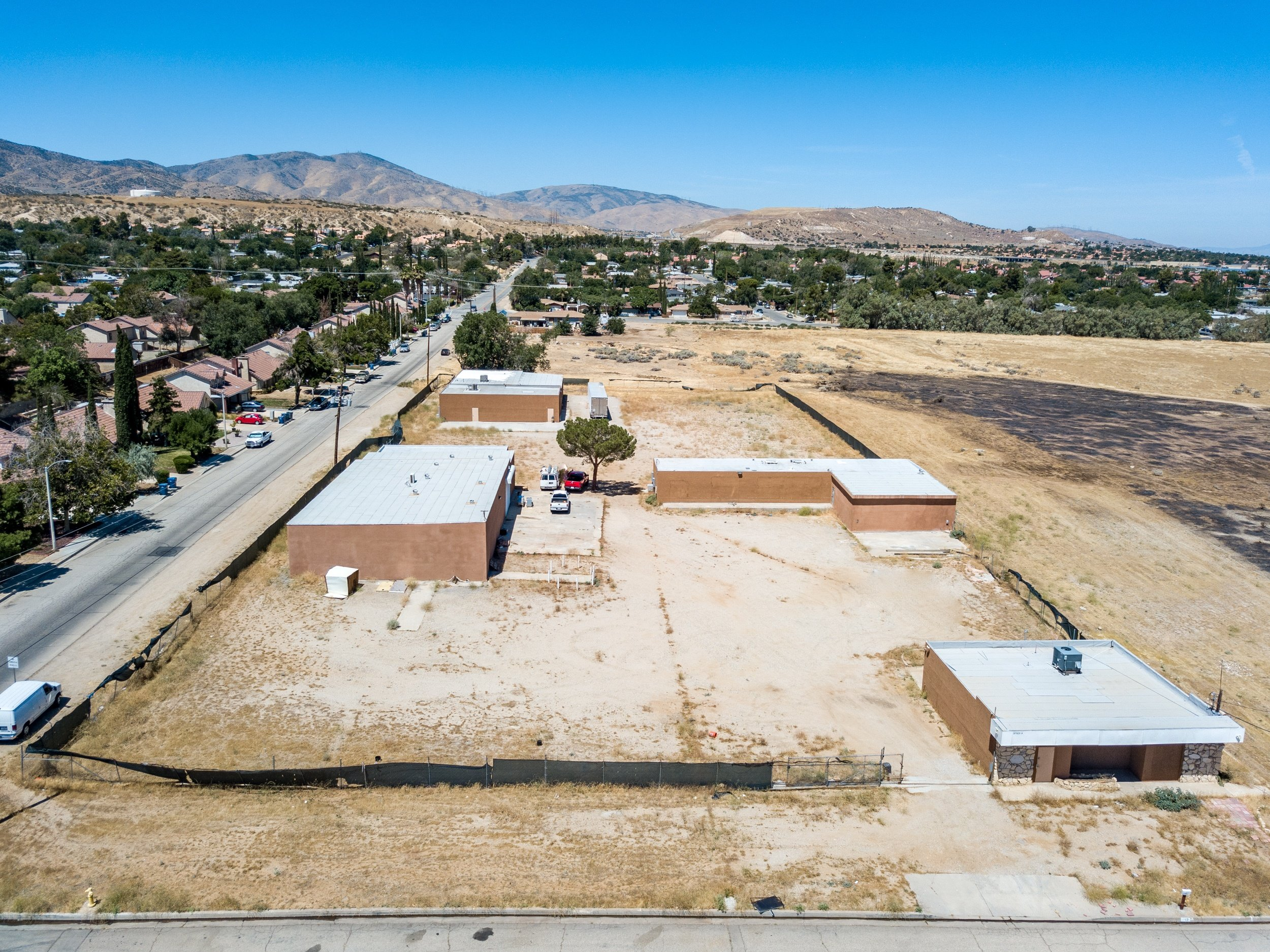 Palmdale Industrial Real Estate Front 2
