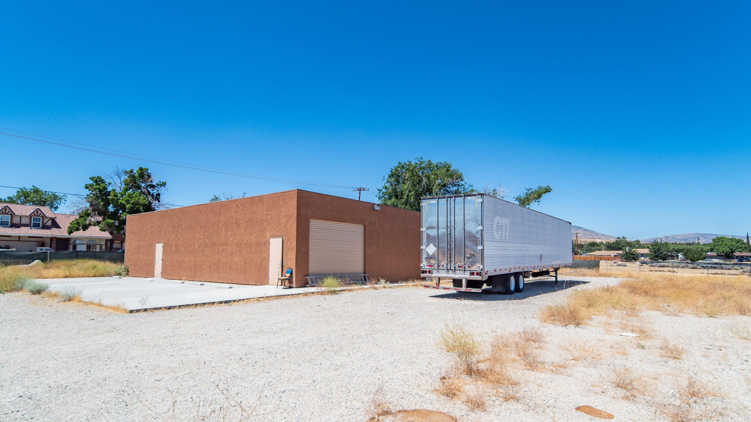 Palmdale Industrial Real Estate Building One
