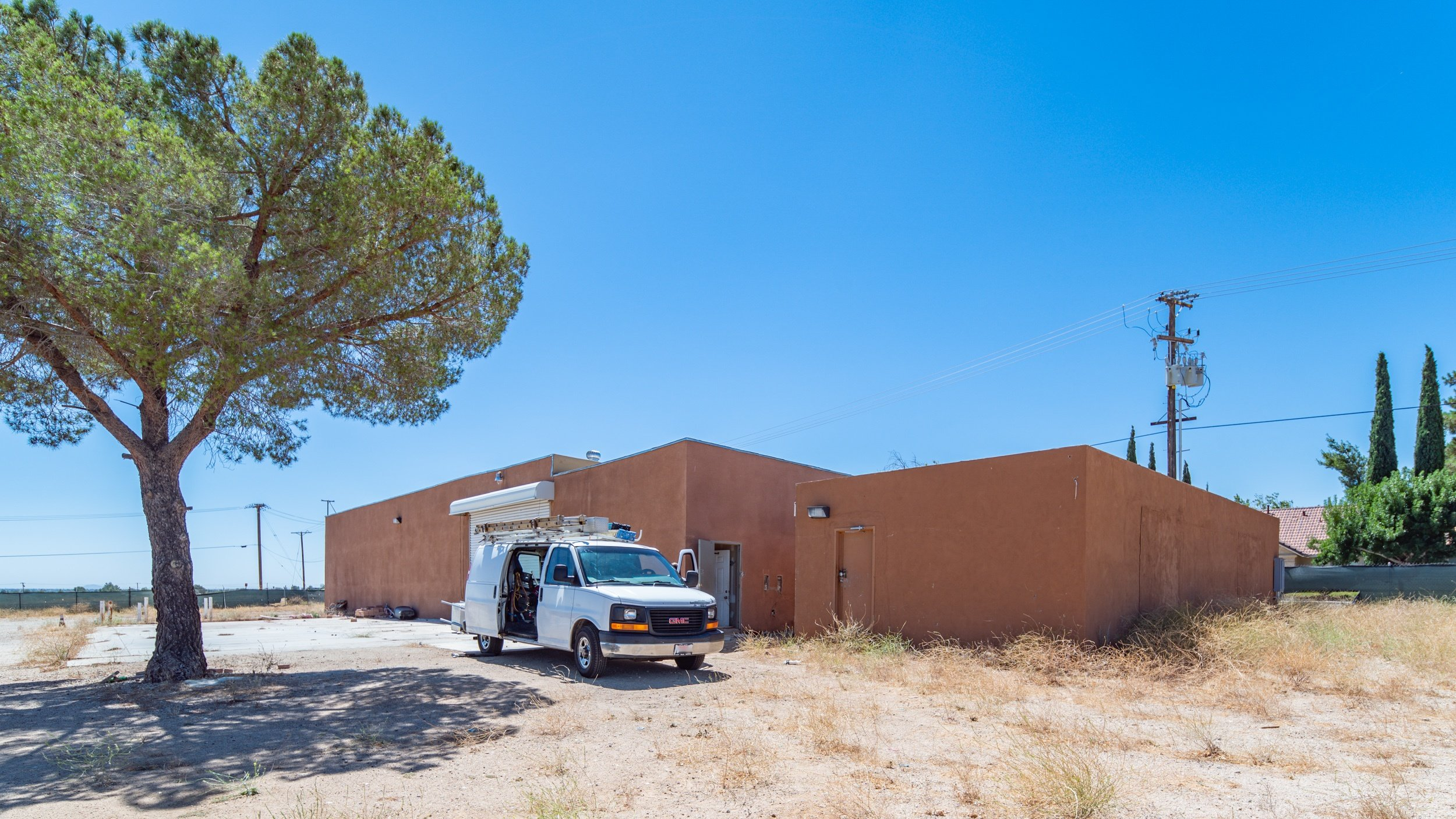 Palmdale Industrial Real Estate Building Two