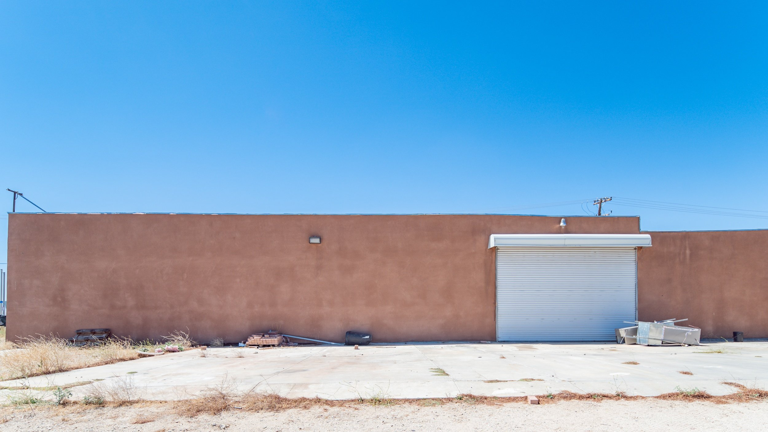 Palmdale Industrial Real Estate Building Three
