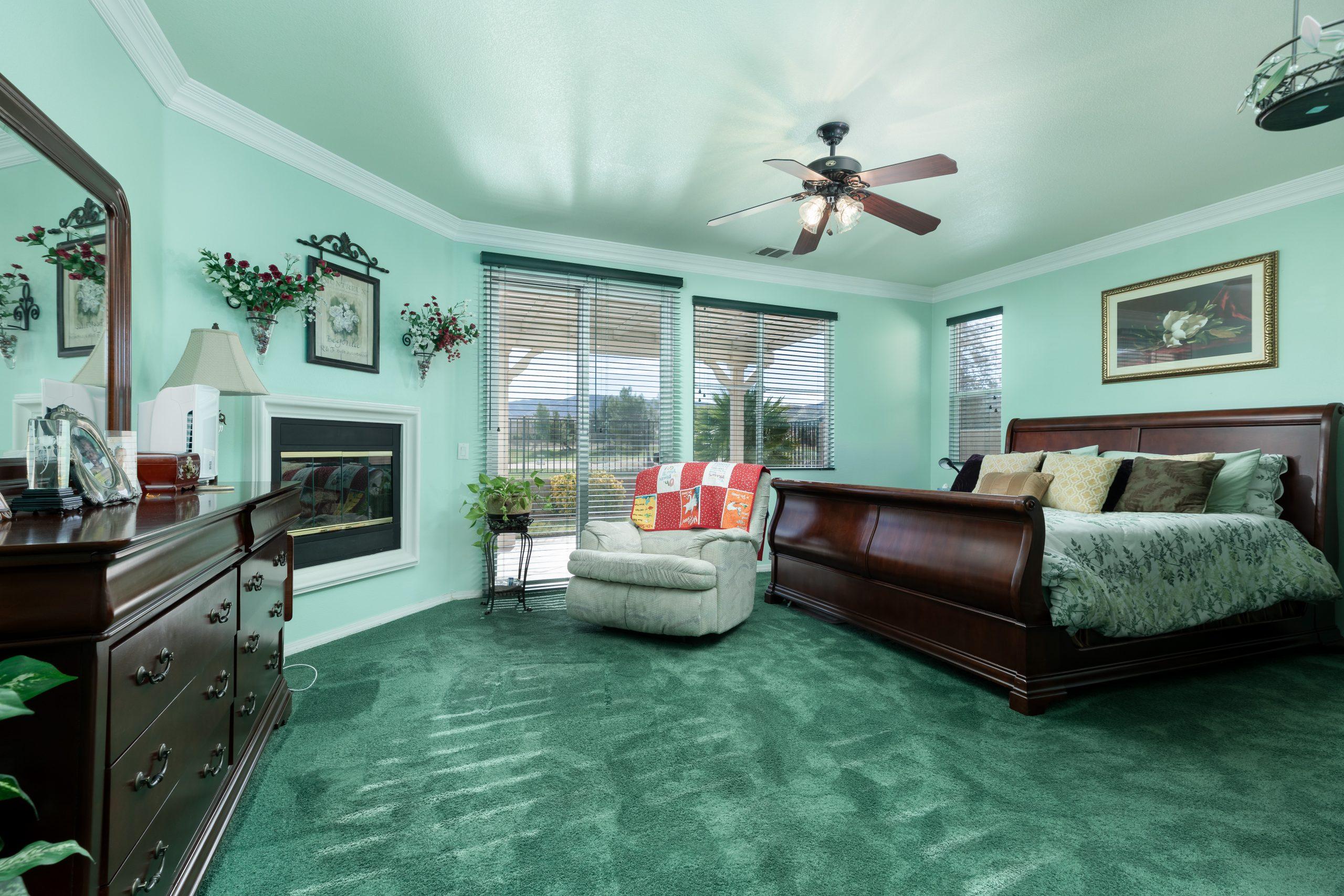3364 Tournament Drive Palmdale CA 93551 Master Bedroom