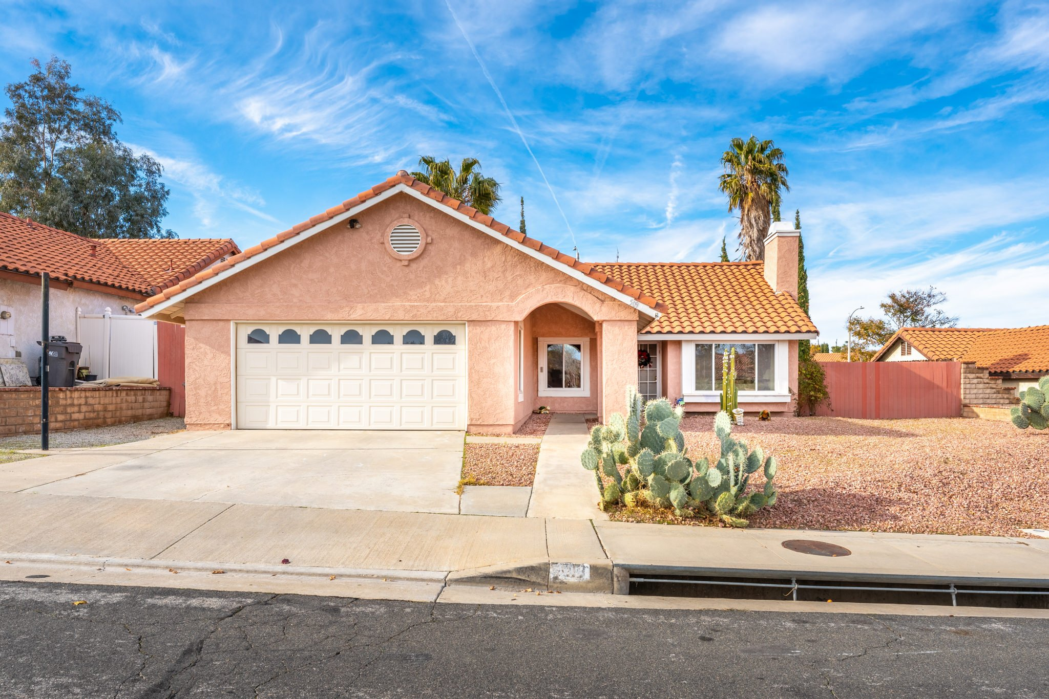 509 Hilltop Terrace Palmdale Real Estate Front