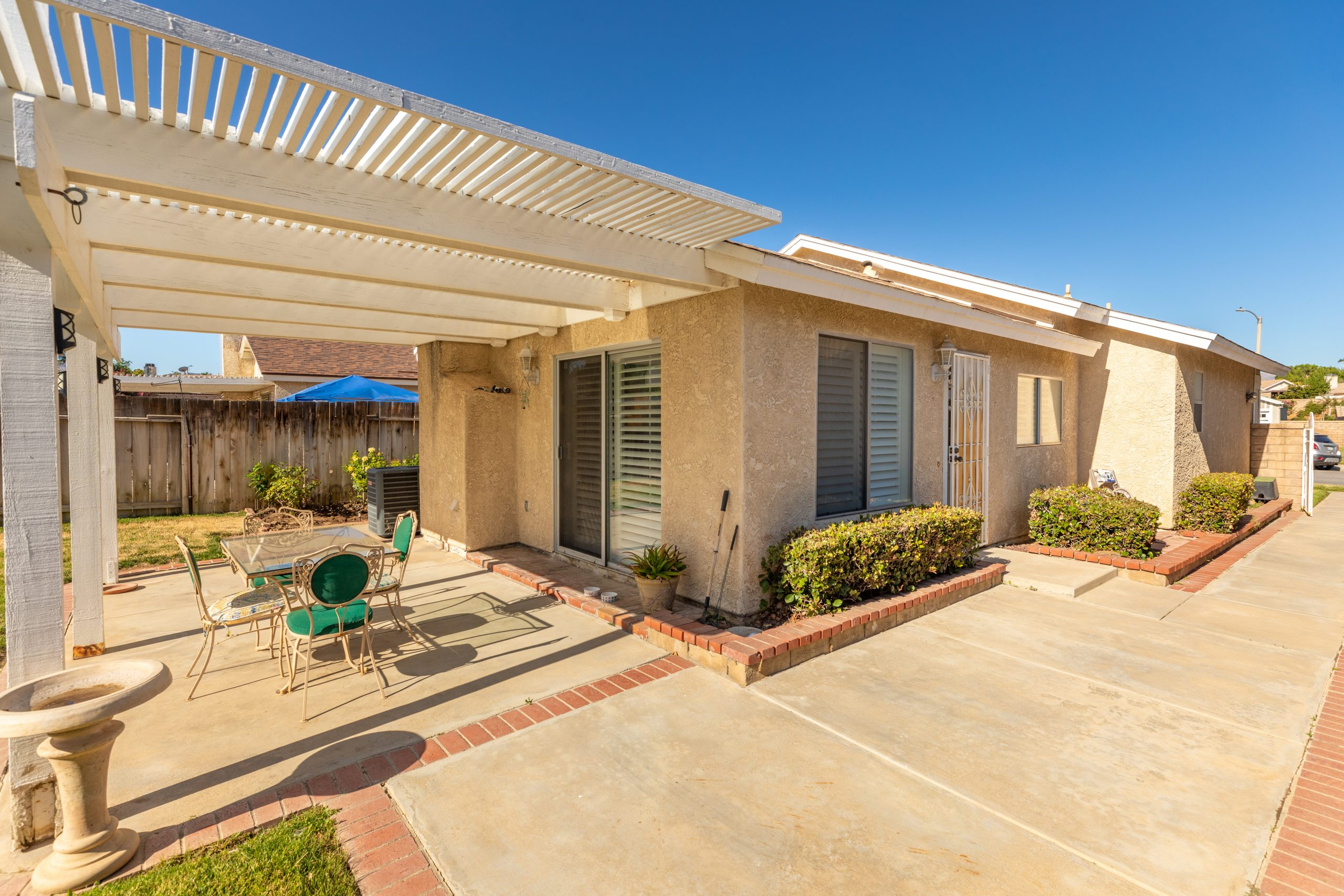 Palmdale CA Real Estate 37128 Marye Margo Circle Palmdale Covered Patio