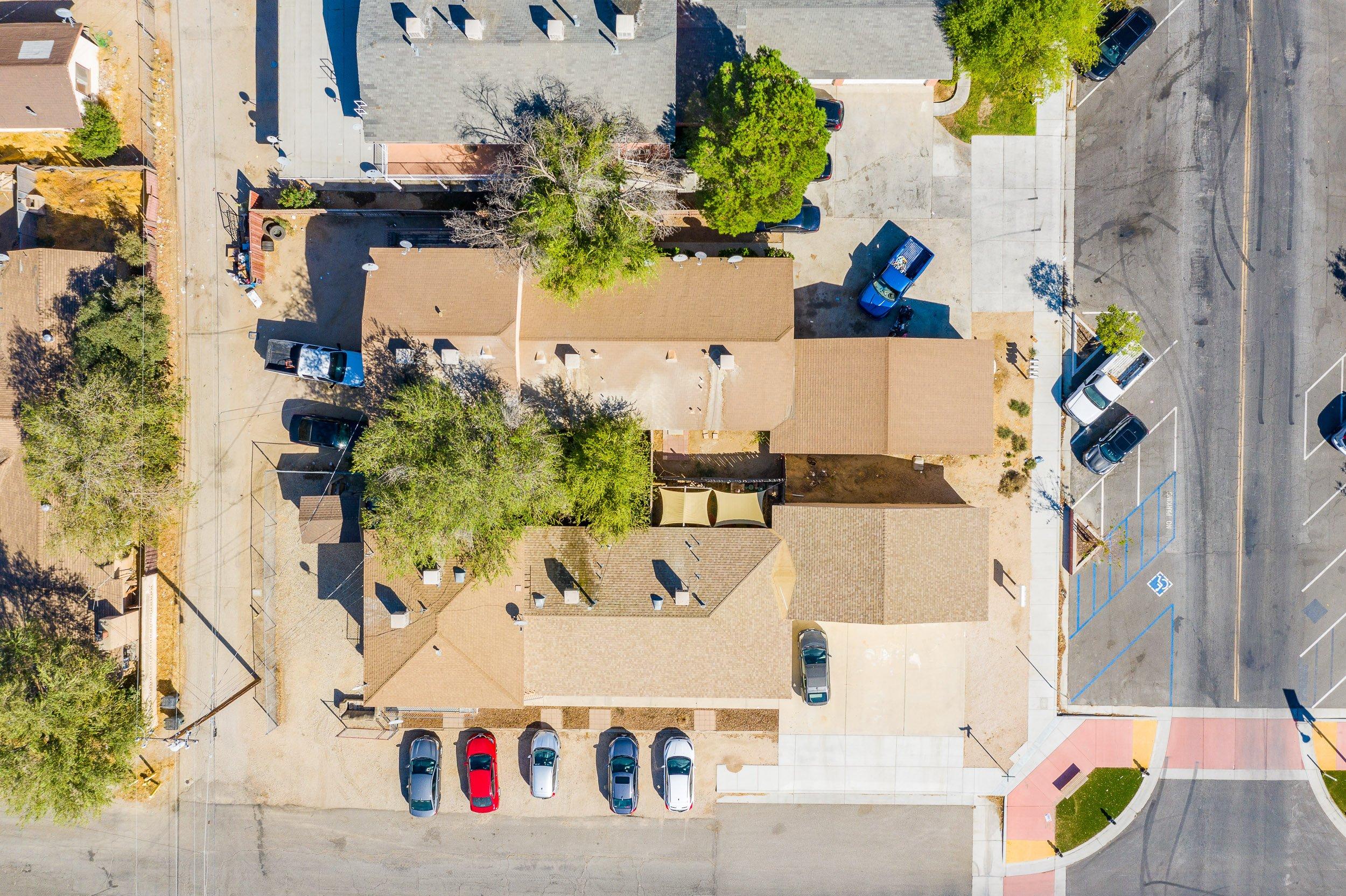 2911 Diamond Street in Rosamond 104 Drone Top