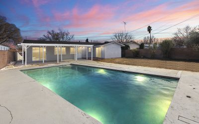 West Lancaster Pool Home For Sale